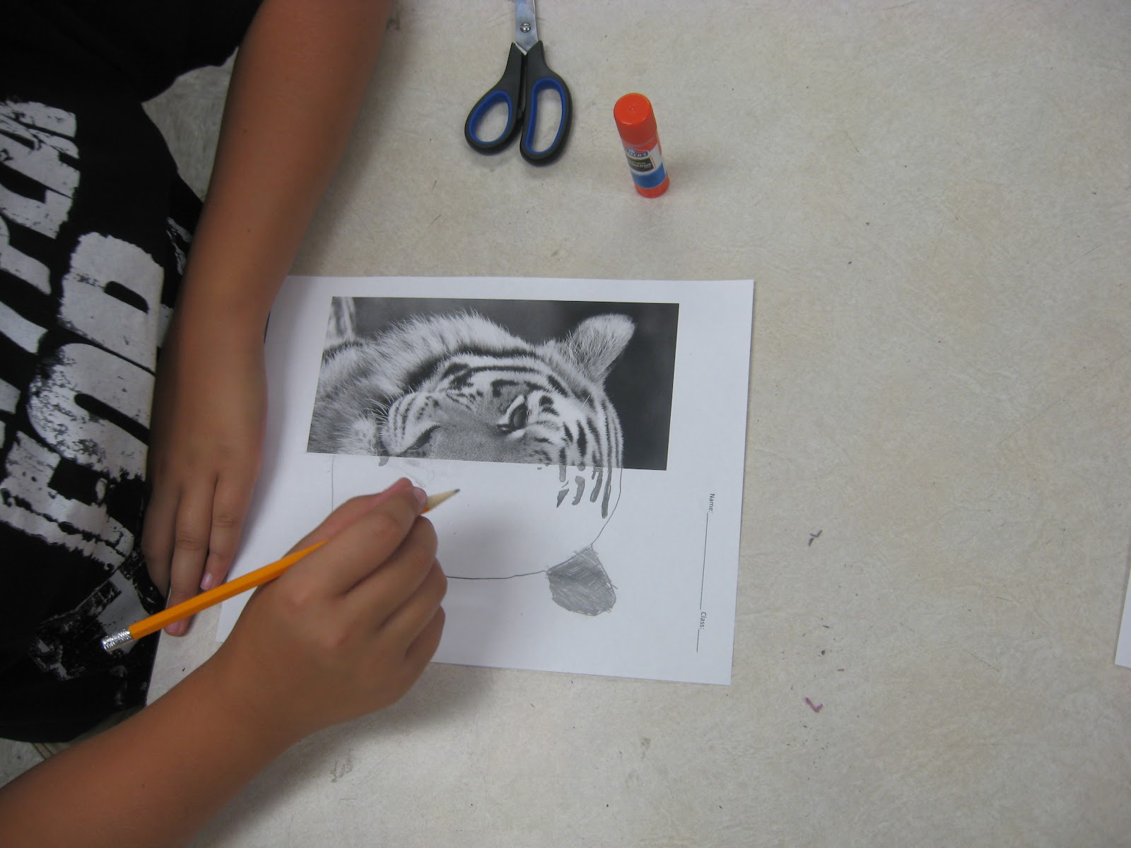 Miss Young S Art Room Extra Time Activity Sub Lesson